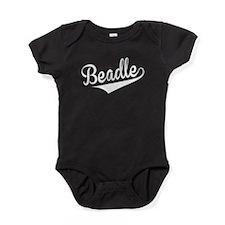 Beadle, Retro, Baby Bodysuit