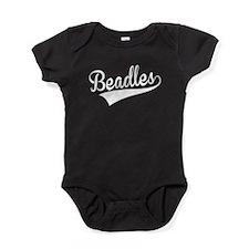 Beadles, Retro, Baby Bodysuit