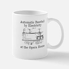 Automatic Baseball by Electricity Mugs