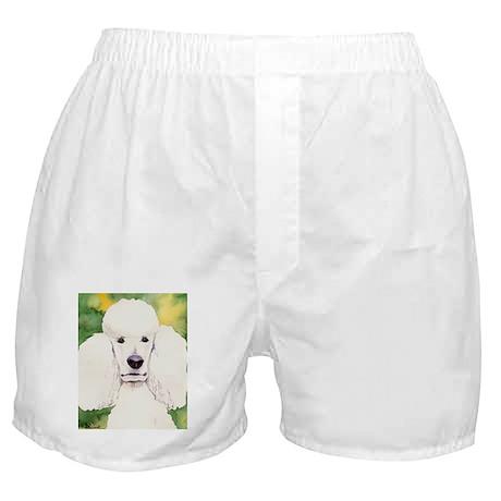 Standard Poodle! Boxer Shorts
