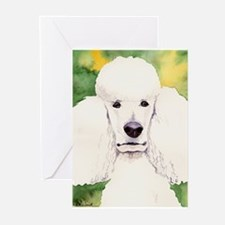 Standard Poodle! Greeting Cards (Pk of 10)