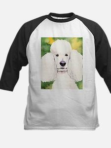 Standard Poodle! Kids Baseball Jersey