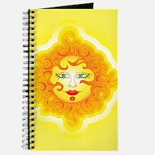 Abstract Sun Journal