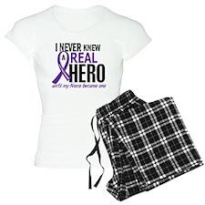 Cystic Fibrosis Real Hero 2 Pajamas