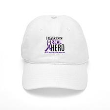 Cystic Fibrosis Real Hero 2 Baseball Cap