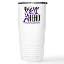 Cystic Fibrosis Real He Travel Mug