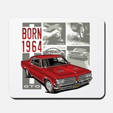 Born 1964 Gto Mousepad