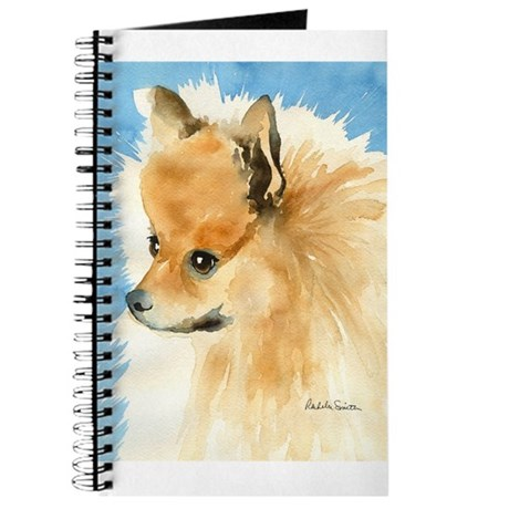 Pomeranian Stuff! Journal