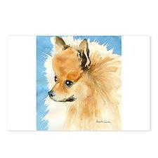 Pomeranian Stuff! Postcards (Package of 8)