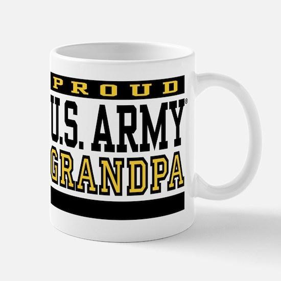 Proud U.S. Army Grandpa Mug