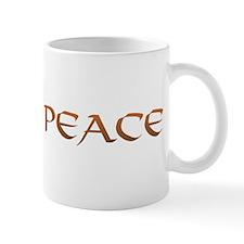 Peace 2 Mug