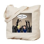 Pack Meetings Tote Bag