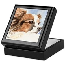 Papillon Gifts! Keepsake Box