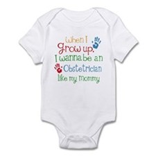 Obstetrician Like Mommy Onesie