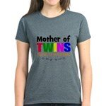 twins mom Women's Dark T-Shirt