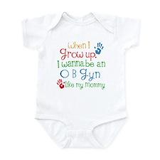 OBGyn Like Mommy Infant Bodysuit