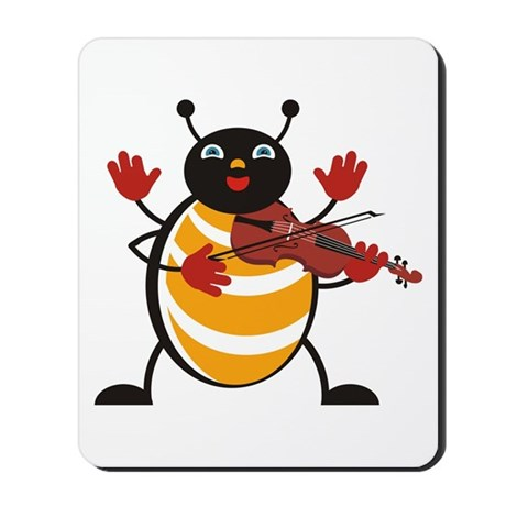 Viola Bug Mousepad
