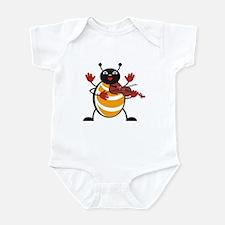 Viola Bug Infant Bodysuit