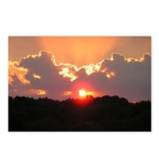 Awesome Sunset Photo Postcards (Package of 8)