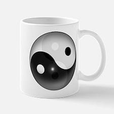 Yin Yang in 3D Mugs