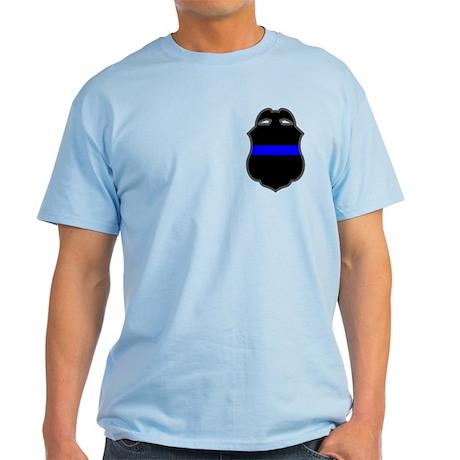 Blue Line Badge 3 Light T-Shirt