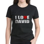 i heart david T-Shirt