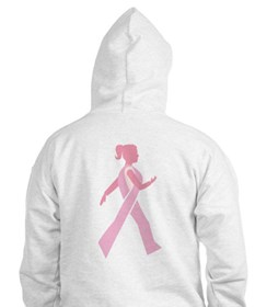 Breast Cancer Walks Hoodie