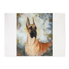 Great_Dane.JPG 5'x7'Area Rug