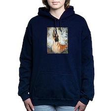 Great_Dane.JPG Women's Hooded Sweatshirt