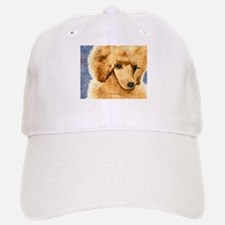 Red Poodle Stuff Baseball Baseball Cap
