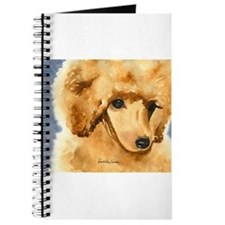 Red Poodle Stuff Journal