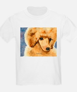 Red Poodle Stuff T-Shirt