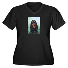 Gordon Setter.jpg Plus Size T-Shirt