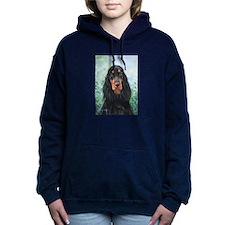 Gordon Setter.jpg Women's Hooded Sweatshirt