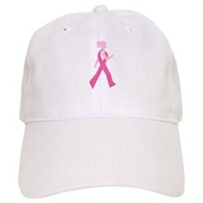 Breast Cancer Walks Baseball Cap