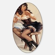 Sexy Pinup Decal