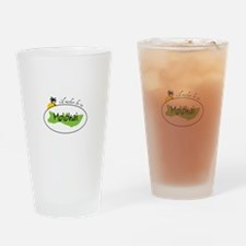Id ratber be in MOLOKAI Drinking Glass