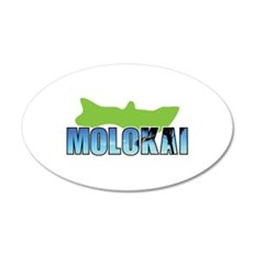 MOLOKAI Wall Decal