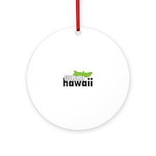 MOLOKAI Hawaii Ornament (Round)