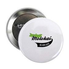 """Molokai HAWAII 2.25"""" Button"""