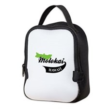 Molokai HAWAII Neoprene Lunch Bag