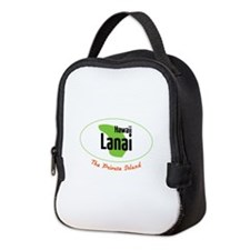 Hawaii LANAI The Private Island Neoprene Lunch Bag