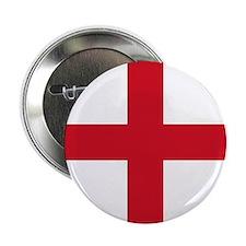 """England Flag 2.25"""" Button"""