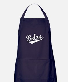 Belen, Retro, Apron (dark)