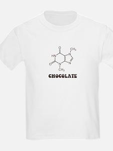 Scientific Chocolate Element Theobromine Molecule