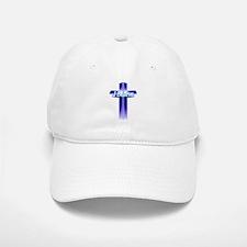 I Believe Cross Baseball Baseball Cap