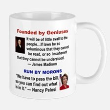 Founded By Geniuses Mugs