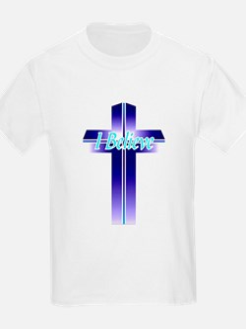 I Believe Cross T-Shirt