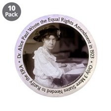 "Alice Paul ERA 3.5"" Button (10 pack)"