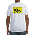 Cacher Crossing Fitted T-Shirt